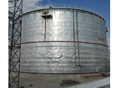 Резервуар стальной вертикальный цилиндрический теплоизолированный РВС-20000