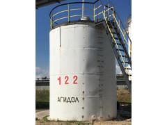 Резервуары стальные вертикальные цилиндрические РВС-100, РВСП-1000