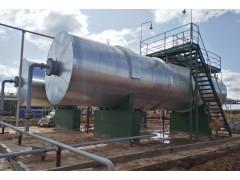 Резервуары стальные горизонтальные цилиндрические РГС-100