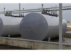 Резервуар стальной горизонтальный цилиндрический двустенный РГС-25