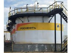 Резервуары стальные вертикальные цилиндрические РВС-335