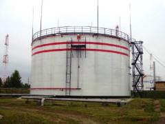 Резервуары вертикальные стальные цилиндрические РВСП-5000, РВС-10000
