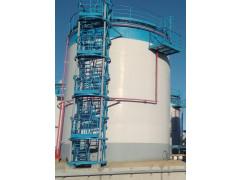 Резервуары стальные вертикальные цилиндрические с понтоном РВСП-1000