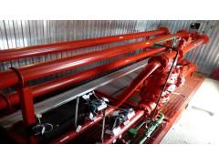 Установка стационарная трубопоршневая поверочная Прувер С-100-0,05