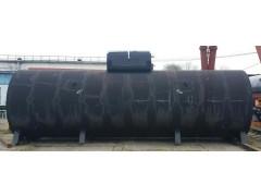 Резервуары горизонтальные цилиндрические РТ