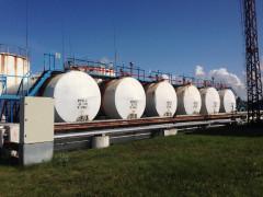 Резервуары горизонтальные стальные цилиндрические РГС-75