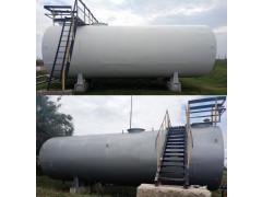 Резервуары стальные горизонтальные цилиндрические РГС-50, РГС-75