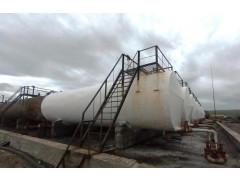 Резервуары горизонтальные стальные цилиндрические РГС-60