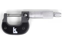 """Микрометры торговой марки """"Калиброн"""" с отсчетом по шкалам стебля и барабана и с цифровым отсчетным устройством"""