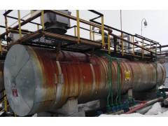 Резервуары стальные горизонтальные цилиндрические РГС-18, РГС-27, РГС-45