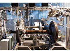Установки автоматизированные для комплексного неразрушающего контроля колесных пар вагонов СНК КП-8 (SNK KP-8)