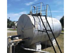 Резервуар стальной горизонтальный цилиндрический РГС-25