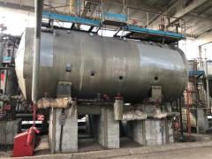 Резервуар горизонтальный стальной цилиндрический РГС-50