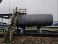 Резервуары стальные горизонтальные цилиндрические РГС-55