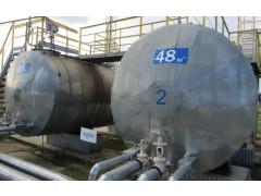 Резервуары стальные горизонтальные цилиндрические РГС-10, РГС-48, РГС-55