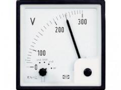 Амперметры и вольтметры аналоговые щитовые EQ, DQ, VDQ, EVQ