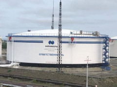 Резервуары стальные вертикальные цилиндрические РВС-1000, РВС-2000, РВС-5000, РВС-20000