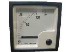 Амперметры и вольтметры аналоговые EQ и PQ
