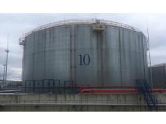 Резервуары стальные вертикальные цилиндрические теплоизолированные РВС-30000, РВС-40000
