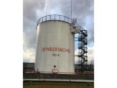 Резервуары вертикальные стальные РВС-1000