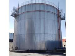 Резервуар стальной вертикальный цилиндрический РВС-5000