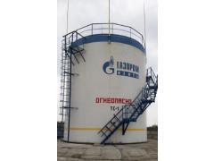 Резервуар стальной вертикальный цилиндрический