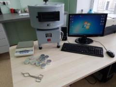 Установки воздушно-тепловые для измерений влажности зерна и зернопродуктов СЭШ-10ЭМ