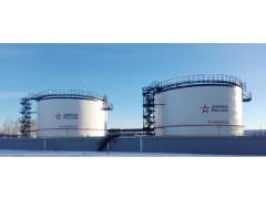 Резервуары стальные вертикальные цилиндрические РВС-2900