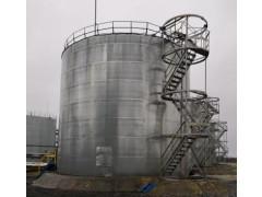 Резервуары вертикальные стальные цилиндрические теплоизолированные РВС-700