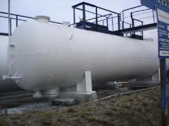 Резервуары горизонтальные стальные цилиндрические РГС-50, РГС-75, РГС-100, РГС-200