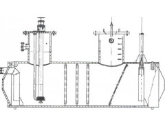 Резервуар стальной горизонтальный цилиндрический РГС-16