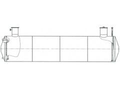 Резервуары стальные горизонтальные цилиндрические РГС-8, РГС-10, РГС-100