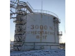 Резервуары стальные вертикальные цилиндрические РВС-3000, РВС-5000, РВС-10000
