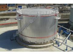 Резервуар стальной вертикальный цилиндрический теплоизолированный РВС-5000