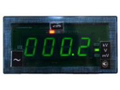 Приборы электроизмерительные цифровые щитовые 2100