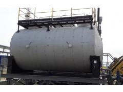 Резервуары стальные горизонтальные цилиндрические РГС-18, РГС-25, РГС-40, РГС-50