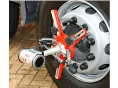 Устройства для измерений углов установки колес грузовых автотранспортных средств AXIS 4000
