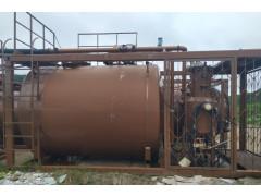 Резервуары стальные горизонтальные цилиндрические Рк-15