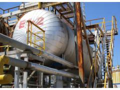 Резервуары стальные горизонтальные цилиндрические РГС-60