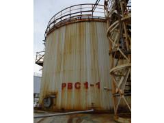 Резервуары стальные вертикальные цилиндрические с понтоном РВСП-600