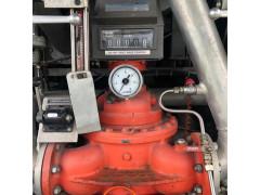 Счетчик жидкости лопастной SF-60-DI