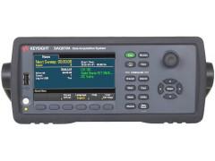 Мультиметры цифровые с системой сбора данных и коммутации DAQ970A, DAQ973A