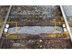 Весы вагонные рельсовые для взвешивания в движении ВРТ-04