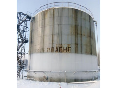 Резервуар стальной вертикальный цилиндрический РВС2000