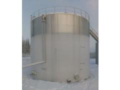Резервуары стальные вертикальные цилиндрические РВС700, РВС-1000, РВС2000