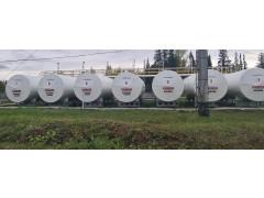 Резервуары стальные горизонтальные цилиндрические РГС-75