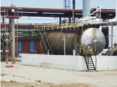 Резервуар стальной горизонтальный цилиндрический РГС100