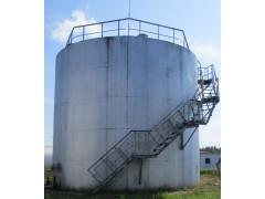 Резервуар стальной вертикальный цилиндрический РВС400
