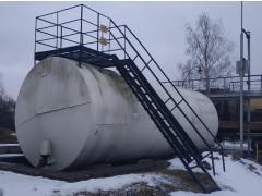 Резервуары стальные горизонтальные цилиндрические РГС65, РГС-75