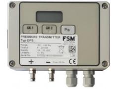 Датчики разности давлений FSM